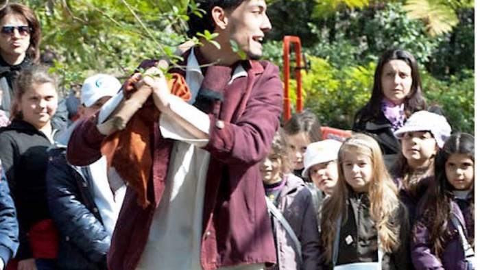 anghingo scuola in scena il 17 maggio all hortus conclusus