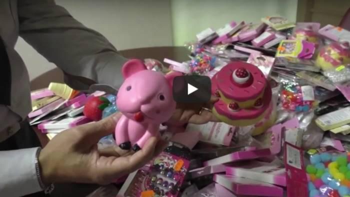 negozio cinese nel mirino 100mila prodotti sequestrati
