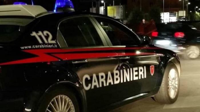 furti di auto ad avellino blitz dei carabinieri