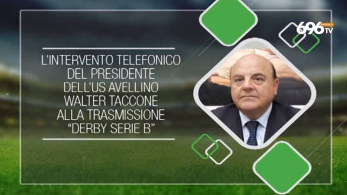 Avellino, Taccone: