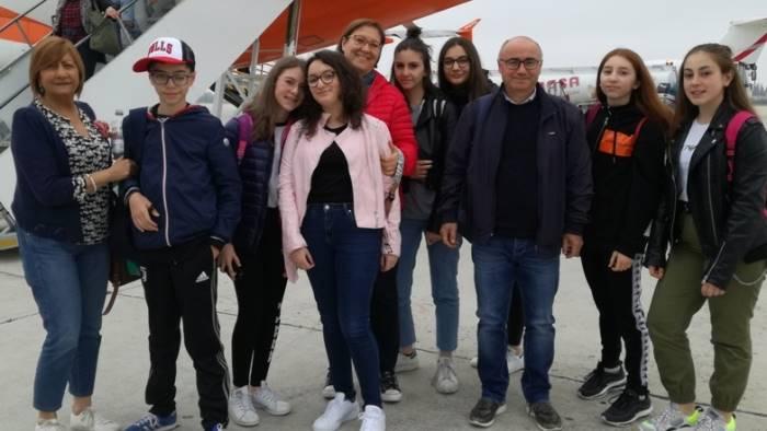 erasmus plus scambio culturale per gli studenti arianesi