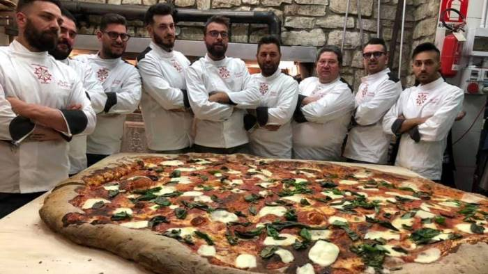 vallesaccarda e la pizza da guinnes grazie a maurizio stanco