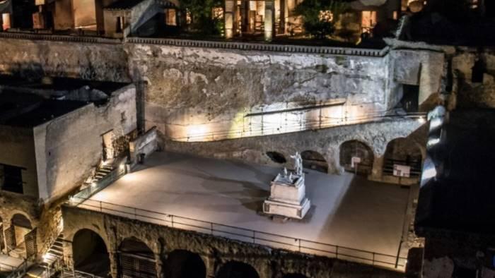 notte europea dei musei 2019 ad ercolano