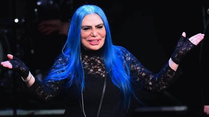 loredana berte in scena a citta spettacolo il 28 agosto