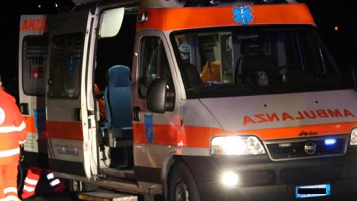 sorpasso fatale in scooter muore 21enne