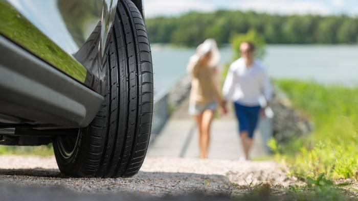 non hai ancora montato gli pneumatici estivi rischi la multa