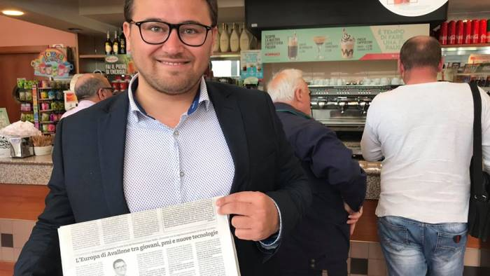 salvini blocca su facebook il candidato dei cinque stelle