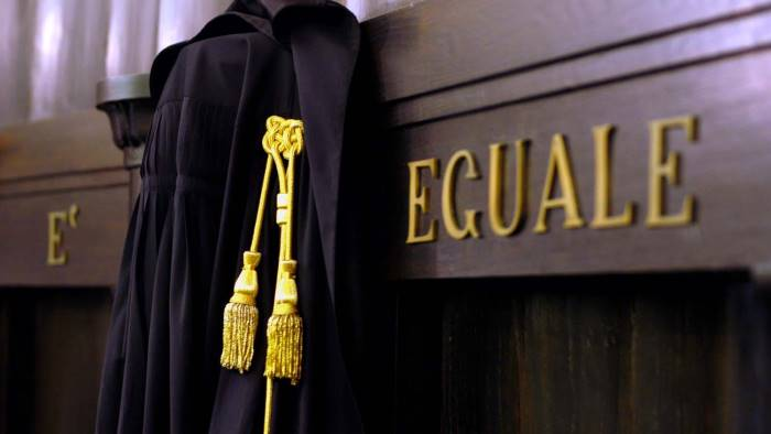 ordine avvocati corte costituzionale si riunisce il 18 giugno