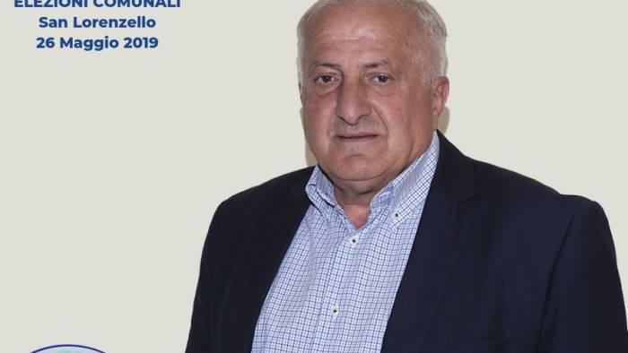 antimo lavorgna eletto sindaco di san lorenzello