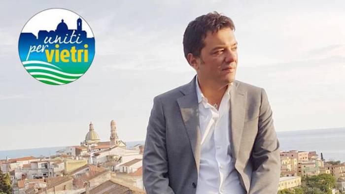 vietri sul mare de simone e il nuovo sindaco