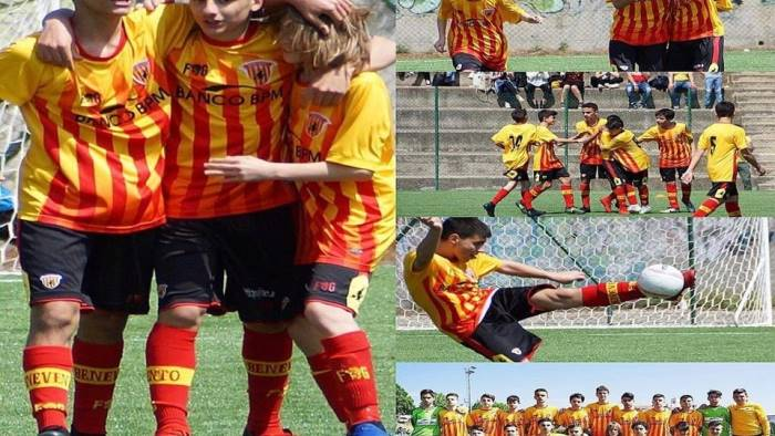benevento l under 13 vince il memorial antonio buccione