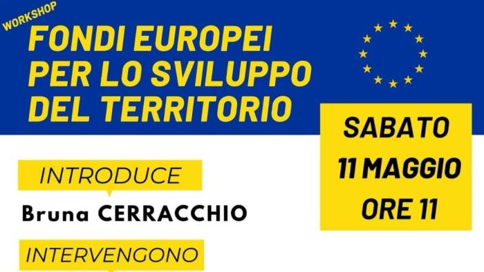 fondi europei per lo sviluppo del territorio