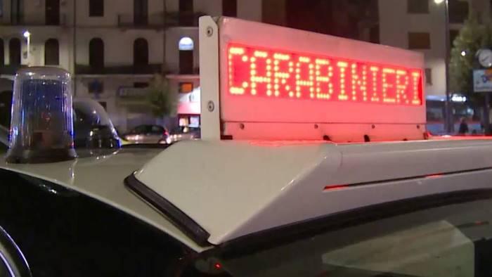 denunce fogli di via e 5 auto sequestrate dai carabinieri