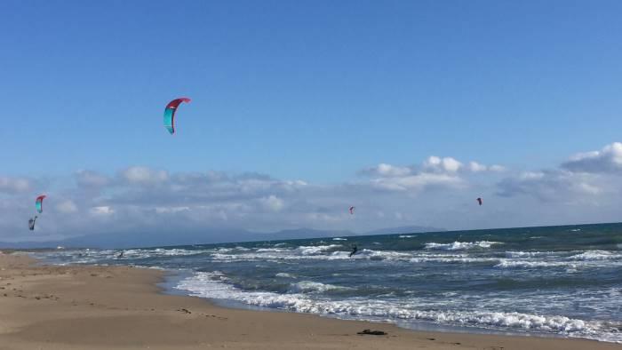 spiagge semi libere e su prenotazione