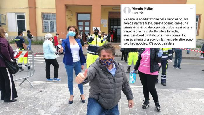 Campania, De Luca rinvia aperture attività a giovedì