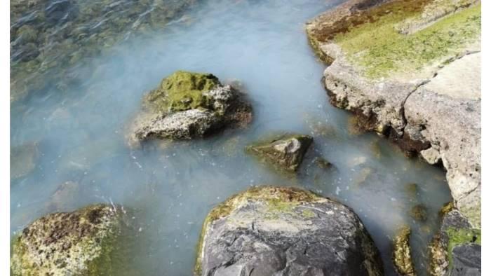 scoperto sversamento illecito nelle acque di punta campanella