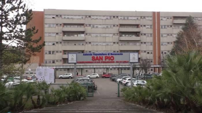 covid 19 sale a tre il numero dei pazienti al san pio