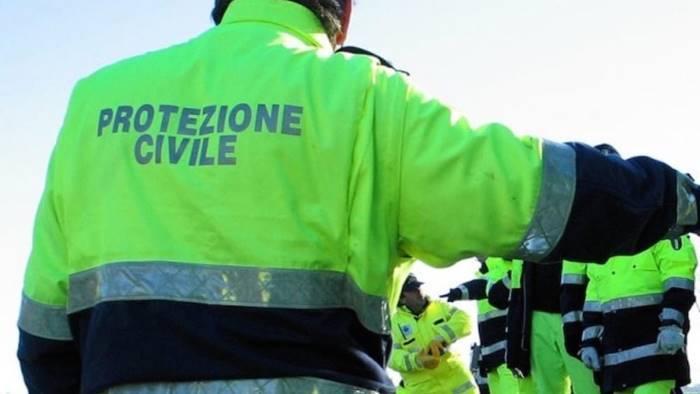 stravino evidenzia l impegno della protezione civile