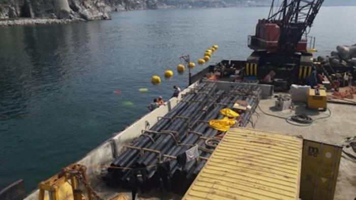 depurazione entro fine maggio mare pulito a salerno