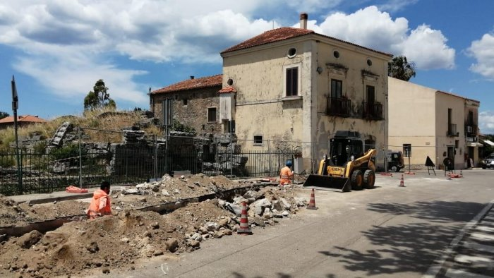 paestum progetto per valorizzare accesso alla citta antica