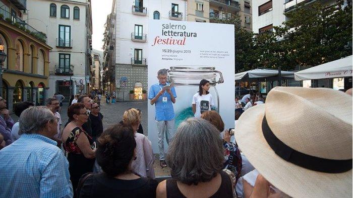 la cultura rinasce torna il festival salerno letteratura