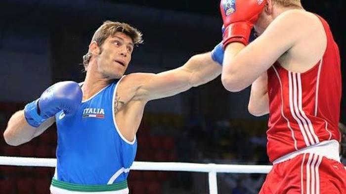 boxe russo e mangiacapre primo allenamento insieme