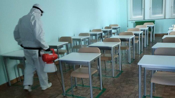 covid a forino olivieri chiude tutte le scuole