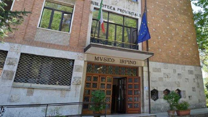 museo irpino sabato aperta la sezione archeologica