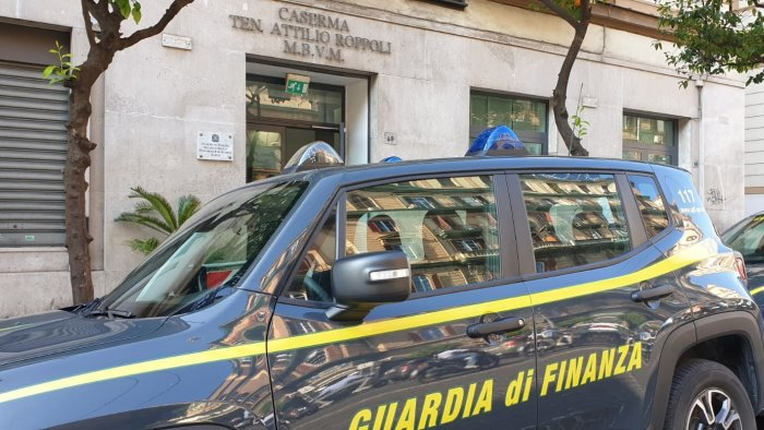 frode fiscale sequestro beni in campania 6 arresti
