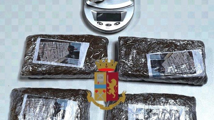 meta di sorrento due giovani arrestati per droga
