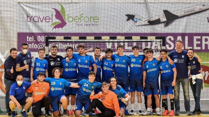 gena lanzara dopo i play off il titolo regionale under 19