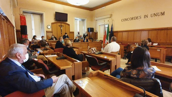 consiglio comunale giovedi una nuova seduta