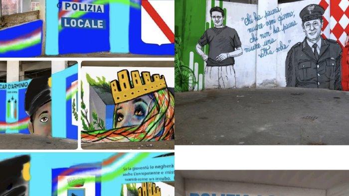 murales della legalita ai cittadini la scelta