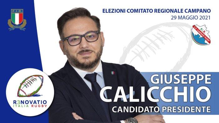 calicchio si candida per guidare il comitato regionale campano