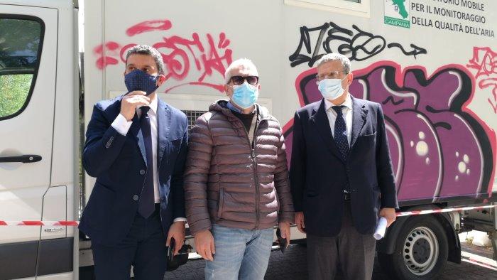 smog seconda centralina a mercogliano per monitorare l aria