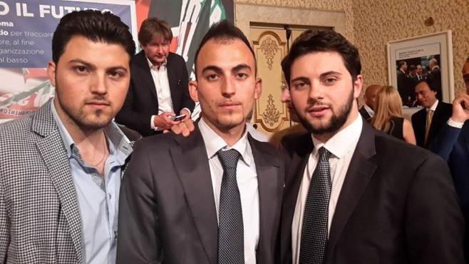forza italia giovani all evento costruiamo il futuro