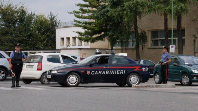 sono stato rapinato tutto falso denunciato dai carabinieri