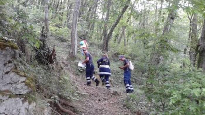 """Trovato morto in un dirupo l'anziano scomparso a Nocera"""""""