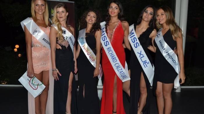 trionfo sannita alla prima tappa assoluta di miss mondo italia