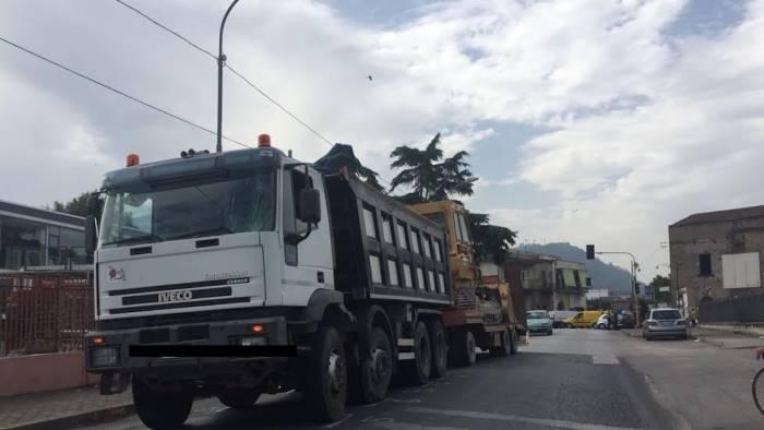 Palma Campania, incidente stradale: muore un 22enne