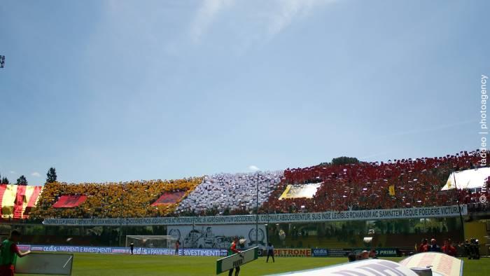 1-0 al Carpi, il Benevento promosso in A