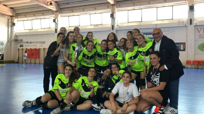 pdo salerno campione d italia under 17 femminile