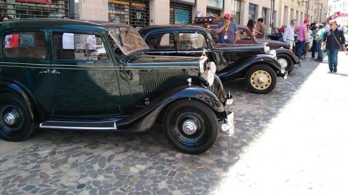 vetture storiche provenienti da tutta italia a benevento
