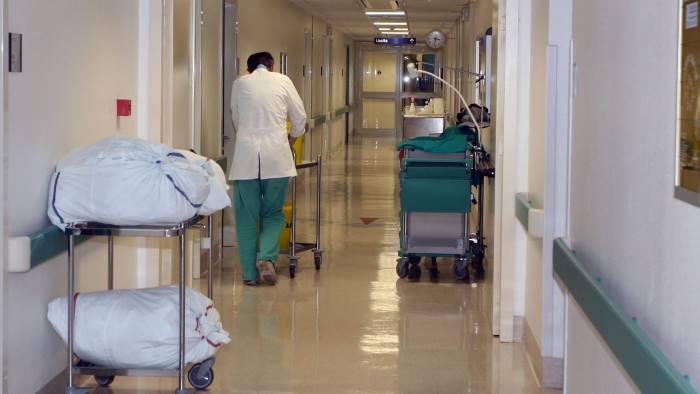 salta servizio logistica all ospedale di mercato san severino