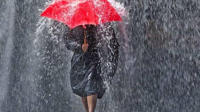pioggia e vento intensi allertata la protezione civile