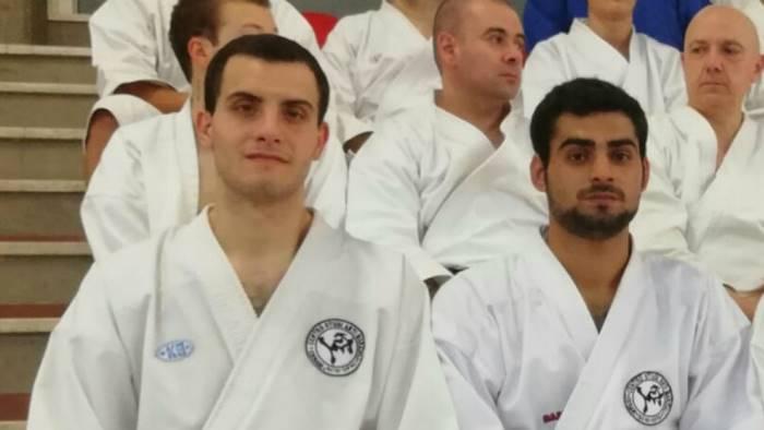 karate ai campionati del mondo gli irpini donadio e novaco