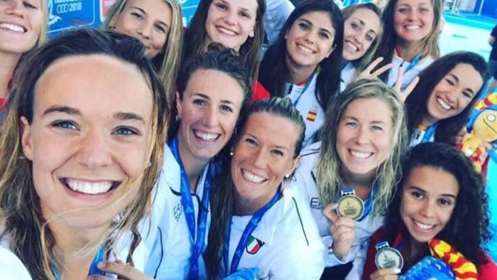 Nuoto, Turrini e Ciampi d'oro ai giochi del Mediterraneo