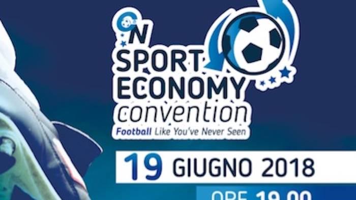 il 19 giugno al 3 tempo la prima c n sport economy convention