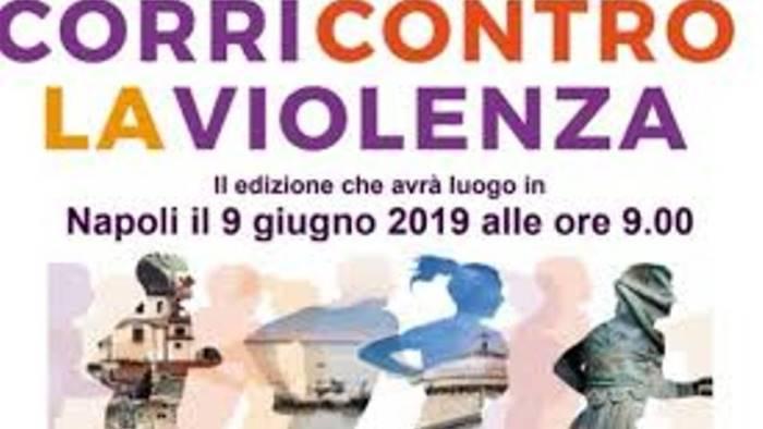 corri contro la violenza 2019 in campo i campioni dello sport