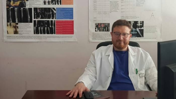 giovane medico sannita e i suoi studi protagonisti a lisbona